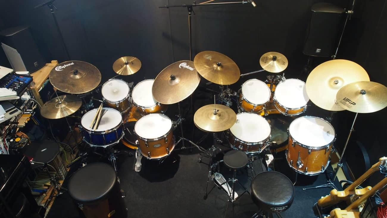 大阪府豊中市上野東のドラム教室
